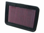 K&N filter-element Toyota Auris 1.4 VVT-i